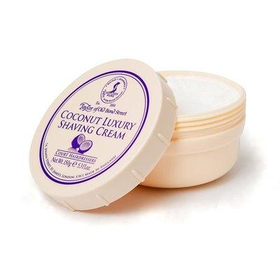 01016 - Bowl shaving cream 150g Coconut