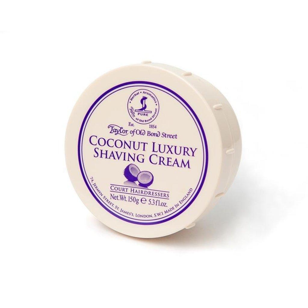 Bowl shaving cream 150g Coconut
