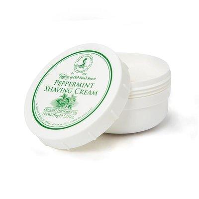 01018 - Bowl shaving cream 150g Peppermint