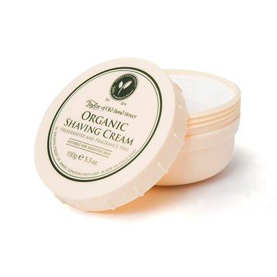 01019 - Bowl shaving cream 150g Organic