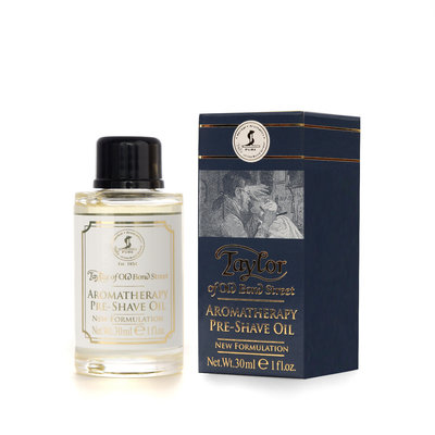 01100 - Pre shave Olie 30ml