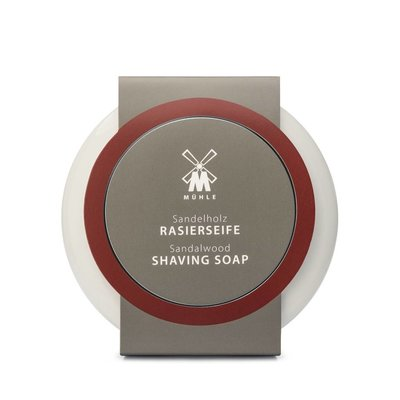 RN2SH - Sandalwood Shaving Soap 65g