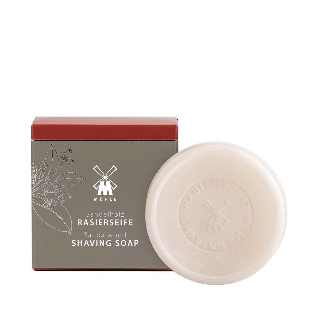 Sandalwood Shaving Soap 65g Refill