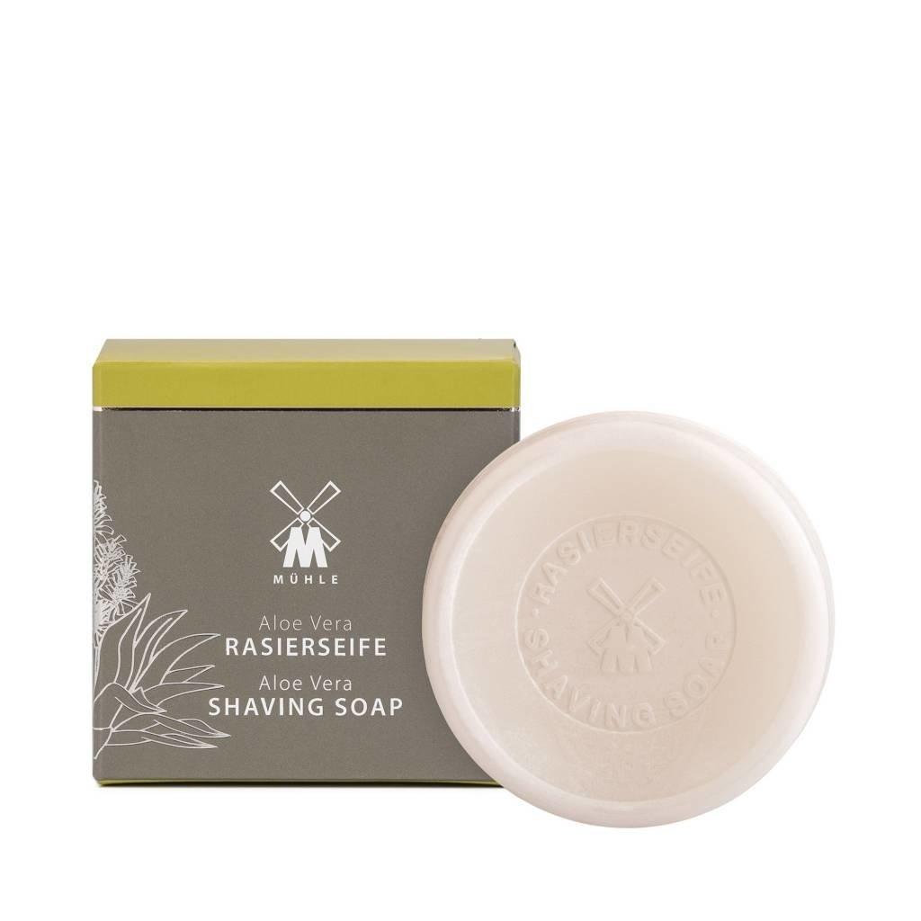 Aloë Vera Shaving Soap 65g Refill