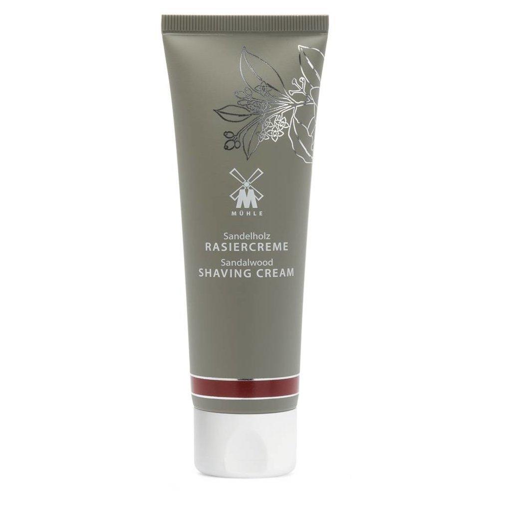 Sandalwood Shaving cream 75ml