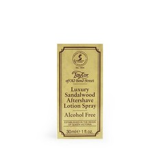 Aftershave Lotion Sandalwood 30ml