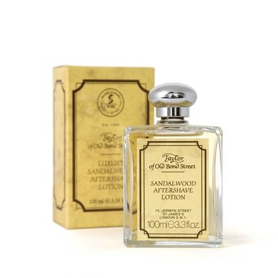 06001 - Aftershave Lotion Sandalwood 100ml