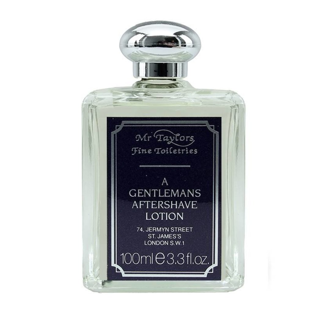 Aftershave Lotion Mr, Taylor's 100ml