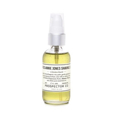 P-SO - Miss Annie Jones Scheerolie 60ml