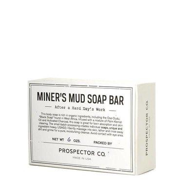 P-MUD - Mud Soap handzeep 178g
