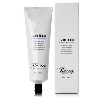 BOC-STFS - Facial Scrub 120ml