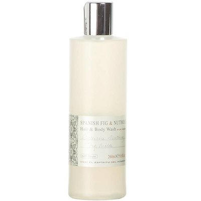 M2 - Hair & Body Wash 260ml Spanish Fig & Nutmeg
