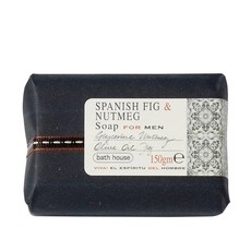 Bath Soap 150g Spanish Fig & Nutmeg