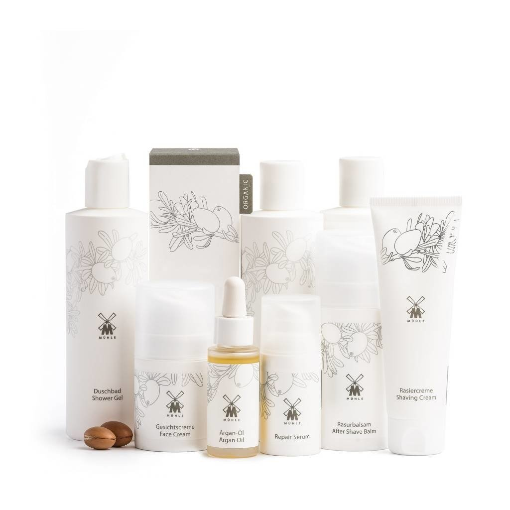 Organic face wash 250ml