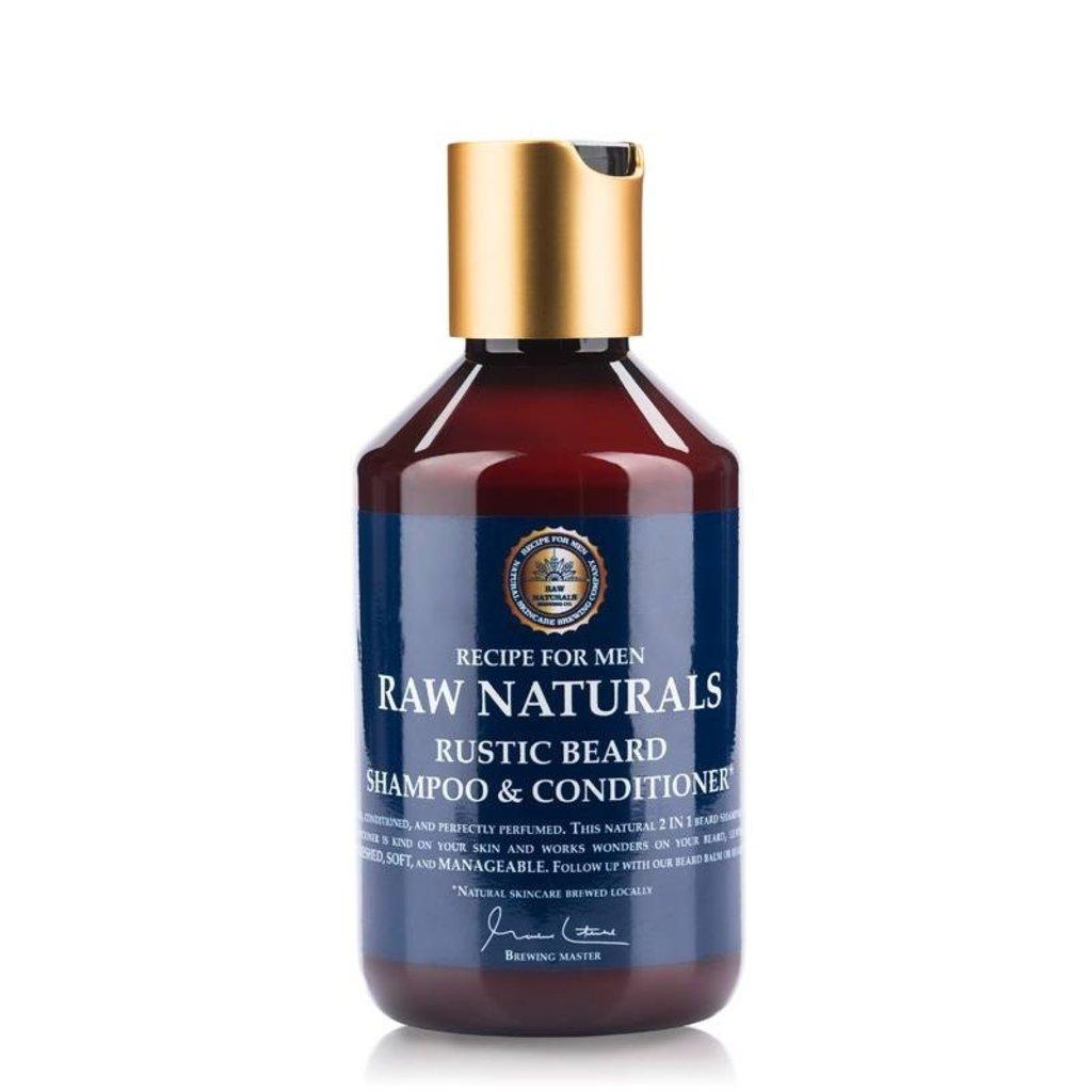 Rustic Baard shampoo & Conditioner 250ml