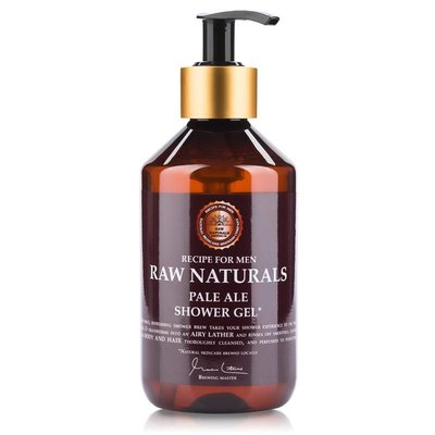 RAW826 - Pale Ale Shower gel 300ml