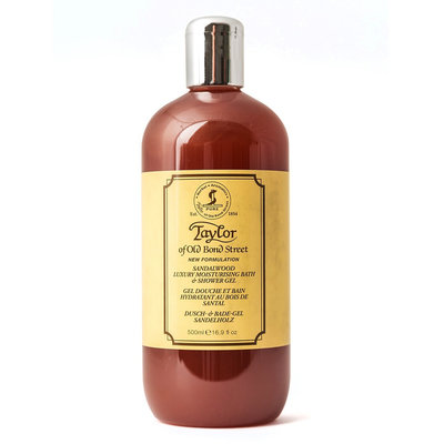 08111 - Douchegel Sandalwood 500ml