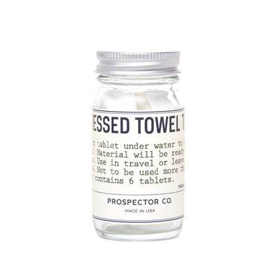 P-TT - Handdoek tabletten 6 stuks