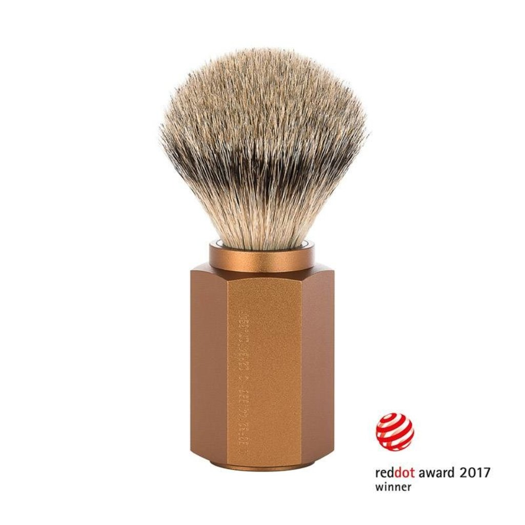 Shaving Brush Silvertip - Bronze