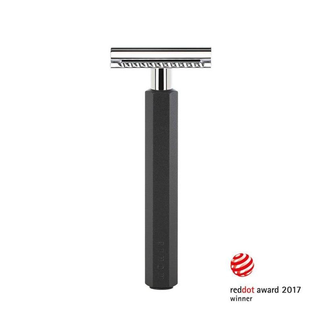 Safety Razor - Graphite - Closed Comb