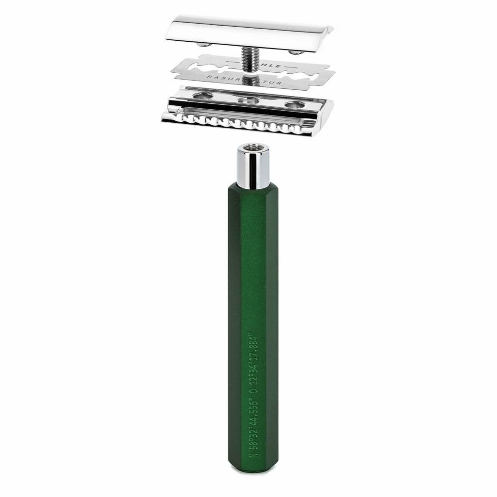 Safety Razor - Forest - Closed Comb