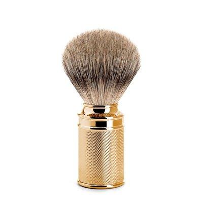 091M89GOLD - Scheerkwast Silvertip Gold