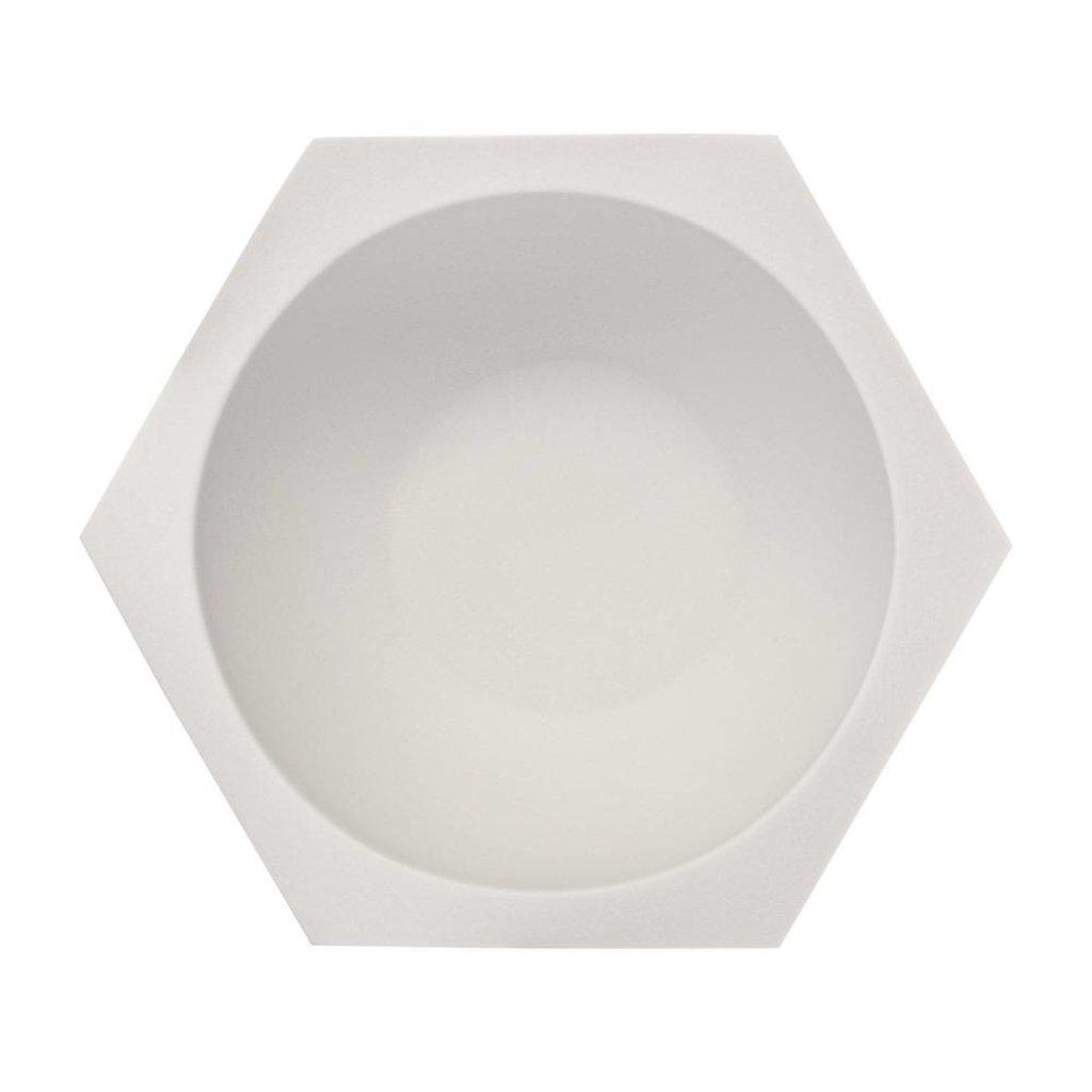 Shaving Bowl Hexagon