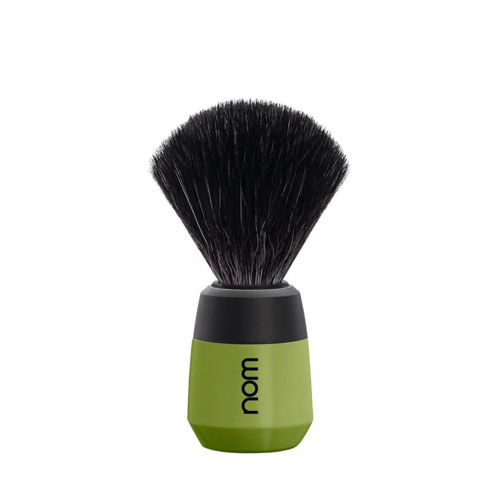 Scheerkwast Black Fibre® - Groen