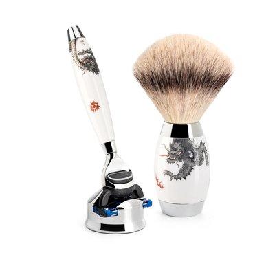 S433ED-MEISSEN-F - Shaving Set Meissen Porcelain - Fusion & Fibre®
