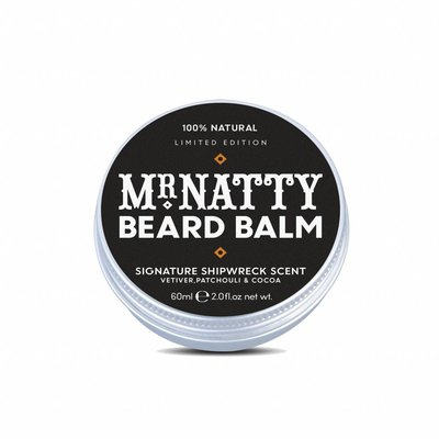 MRNT-BBALM - Mr Natty Beard Balm - 60ml