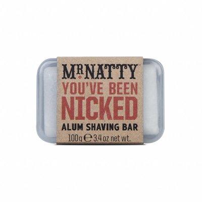 MRNT-ALUM - You've Been Nicked Alum Bar