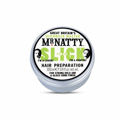 MRNT-SLICK-POM - Slick Pomade - 100ml tin
