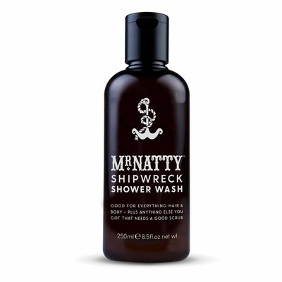 MRNT-SHOWER-250 - Shower Wash 250ml