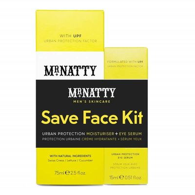 MRNT-DUO-SHAVE - Urban Protection Duo Save Face Kit