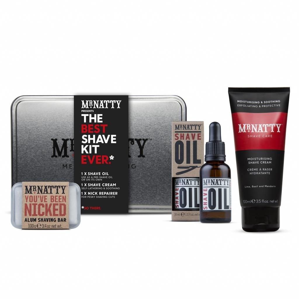 Sharp Shaving Tin