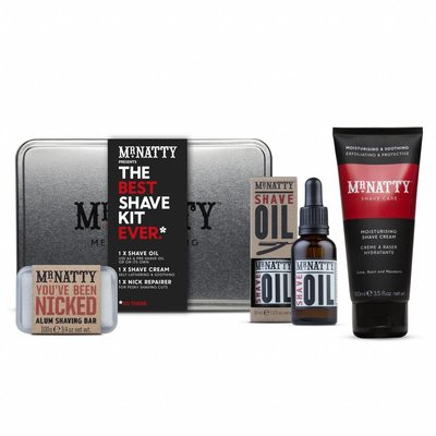MRNT-SHAVE-TIN - Sharp Shaving Tin