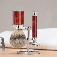 Holder Brush en Safety Razor