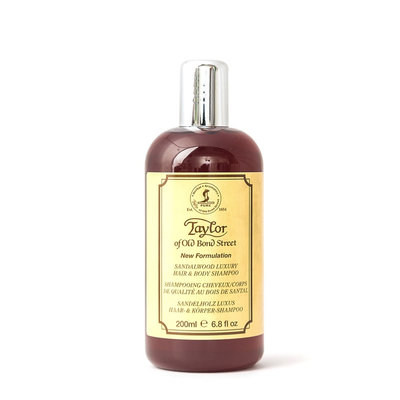 08105 - Shampoo Sandalwood 200ml