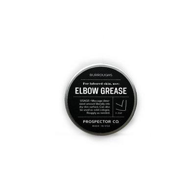 P-ELBOW-BUR - Burroughs Elbow Grease Baardbalsem 1oz.