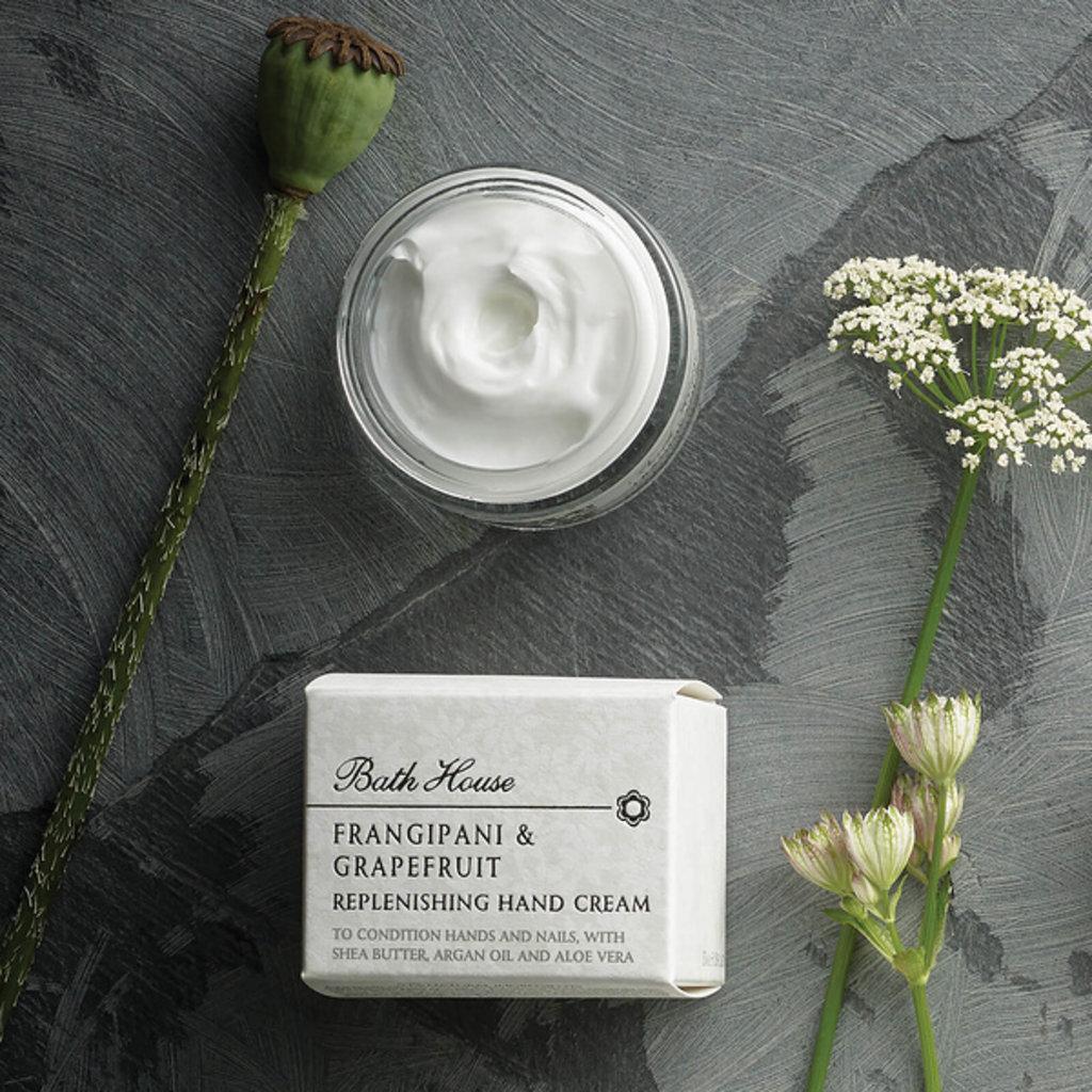Hand Cream 50ml Frangipani & Grapefruit
