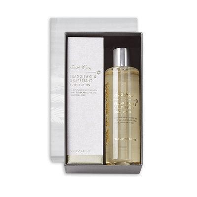 FFG14 - Shower Gift Box Frangipani & Grapefruit