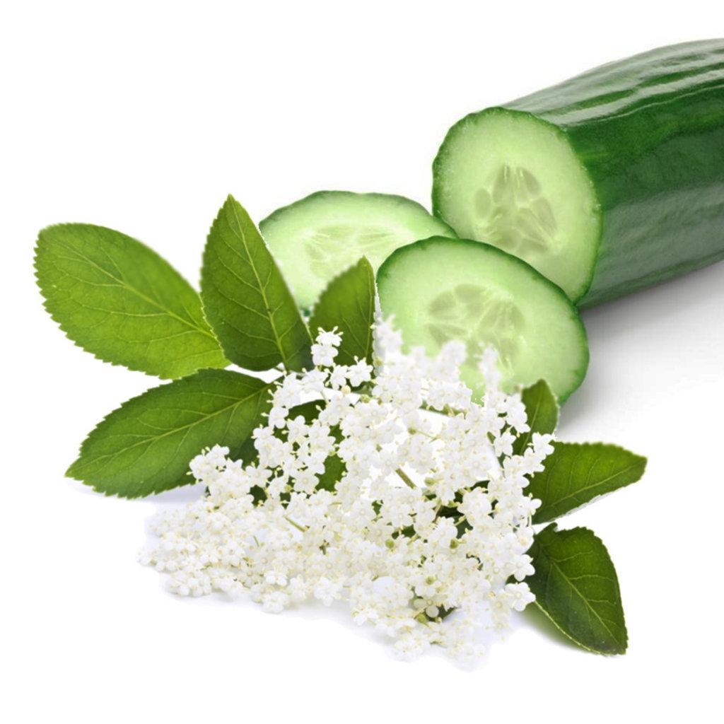 Lip Balm 15g Cucumber & Elderflower