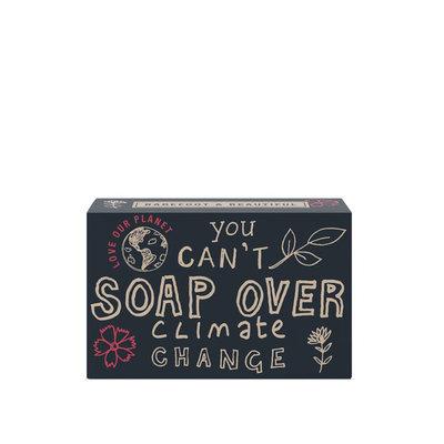 GBS11 - Hand Soap 100g Blackberry & Rhubarb