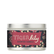 Scented Candle 40hr Tiger Lily
