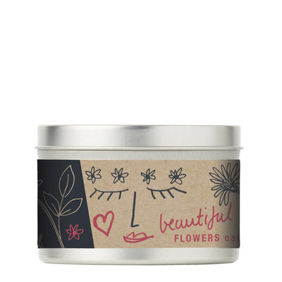 GBS18 - Scented Candle 40hr Wild Flower