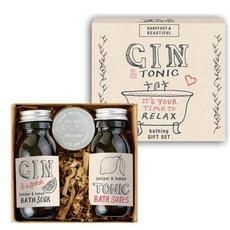 Giftbox Bodycare Juniper Gin