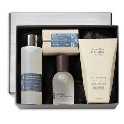 MB36 - Luxury Cadeauset Bergamot & Amber
