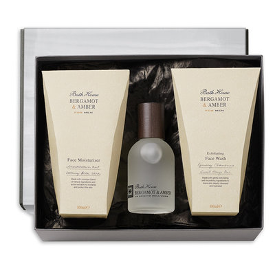 MB35 - Giftbox Face Care Bergamot & Amber