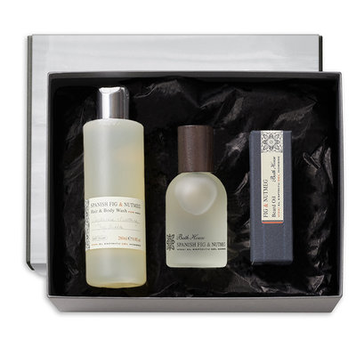 M47 - Luxury Beard Giftbox Spanish Fig & Nutmeg