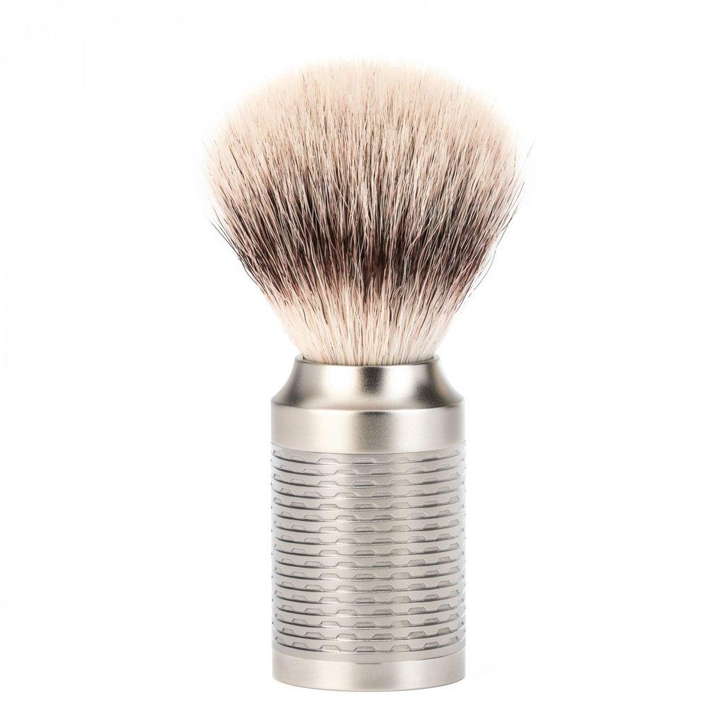 Scheerkwast Silvertip Fibre® - RVS